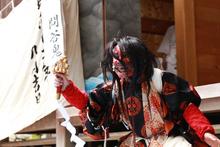 筑紫野市指定無形民俗文化財「山家岩戸神楽」